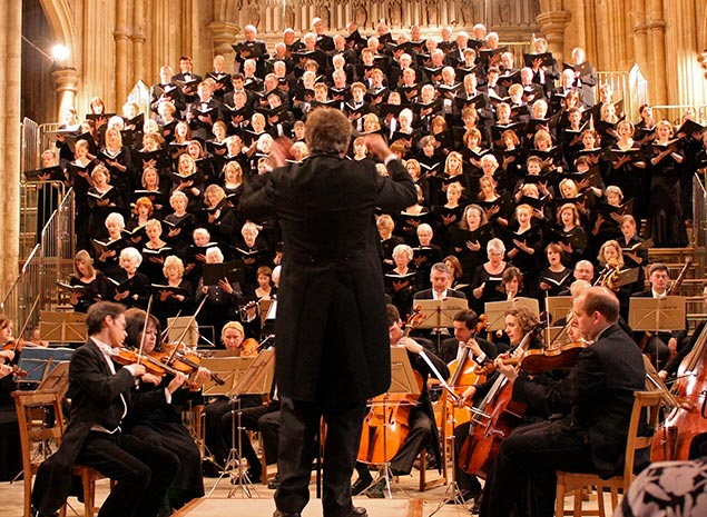 Canterbury concerts
