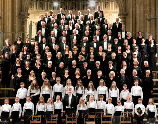 About Canterbury Choral Society
