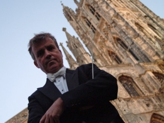 Richard Cooke at Canterbury Cathedral