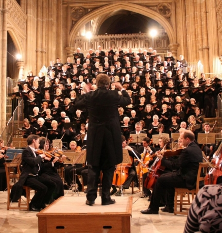 Canterbury Choral at Canterbury Cathedral