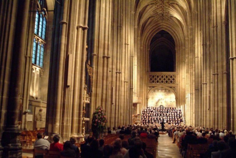 Canterbury cathedral verdi requiem
