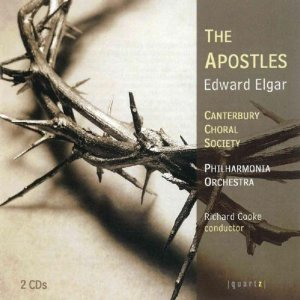 Elgar's The Apostles CD + mp3