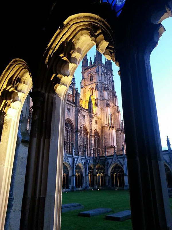 Canterbury Cathedral concert