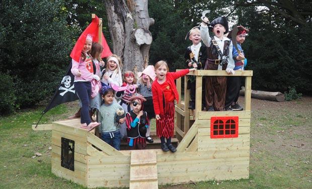 Northbourne Park School Pirates
