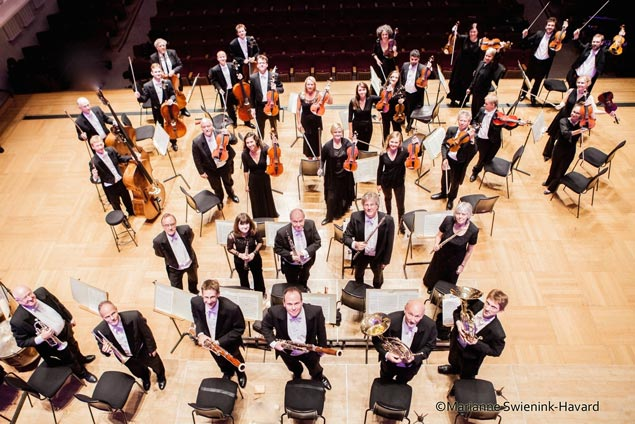 English Chamber Orchestra perform Mozart Requiem