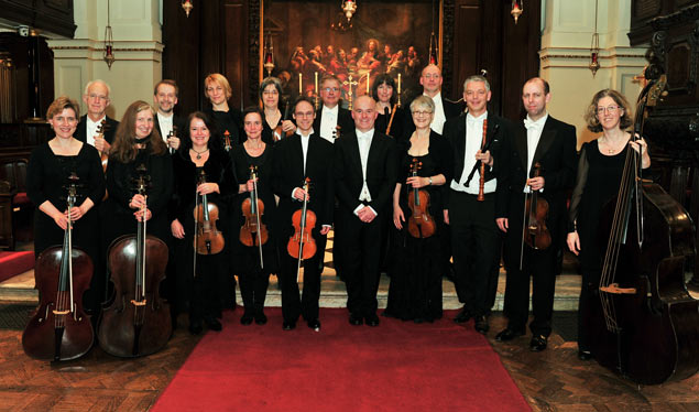 London Handel Orchestra perform Handel Messiah