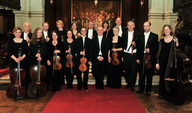 London Handel Orchestra perform Handel Messiah